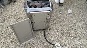Электрическая каменка для бани Harvia Sound M45 (нержавейка)