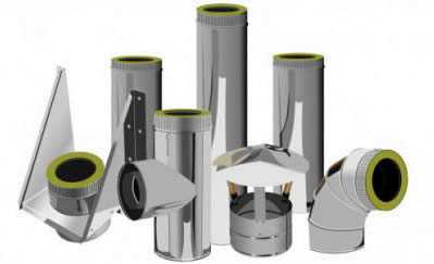 Сэндвич труба дымоход самара цена как сделать дымоход в доме для газовой колонки