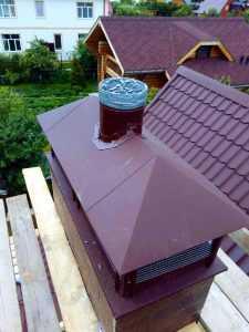AlumFlex для ремонта дымохода