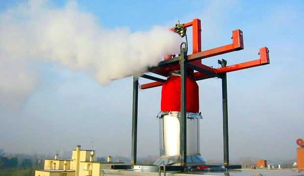 Технология FitFire для дымоходов